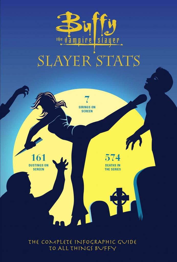 Buffy the Vampire Slayer: Slayer Stats - Cover