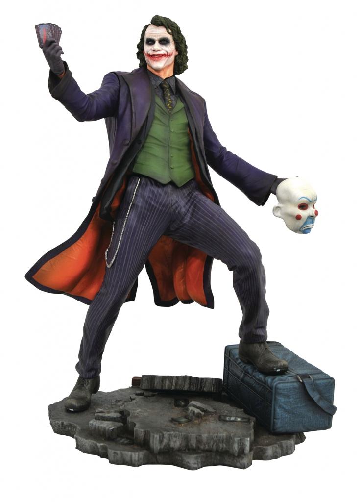 The Dark Knight - Joker PVC Diorama