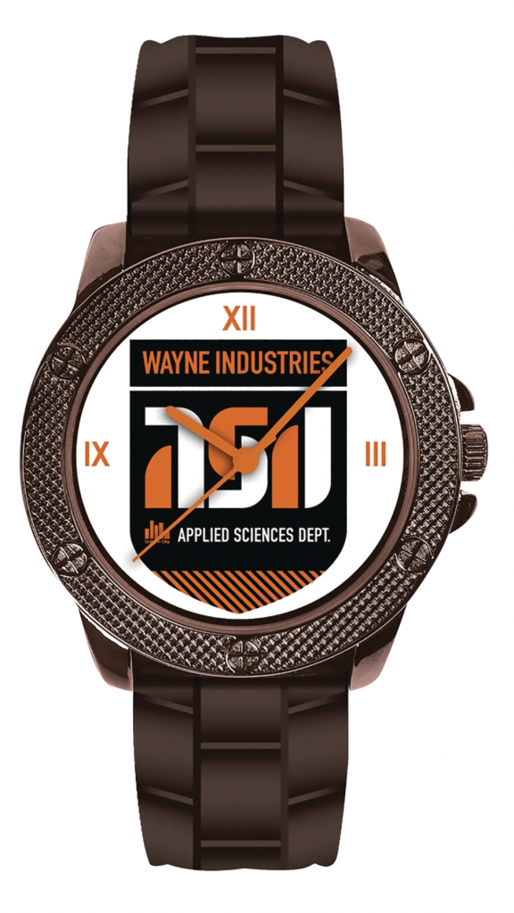 Eaglemoss DC Watch Collection - Wayne Industries Watch