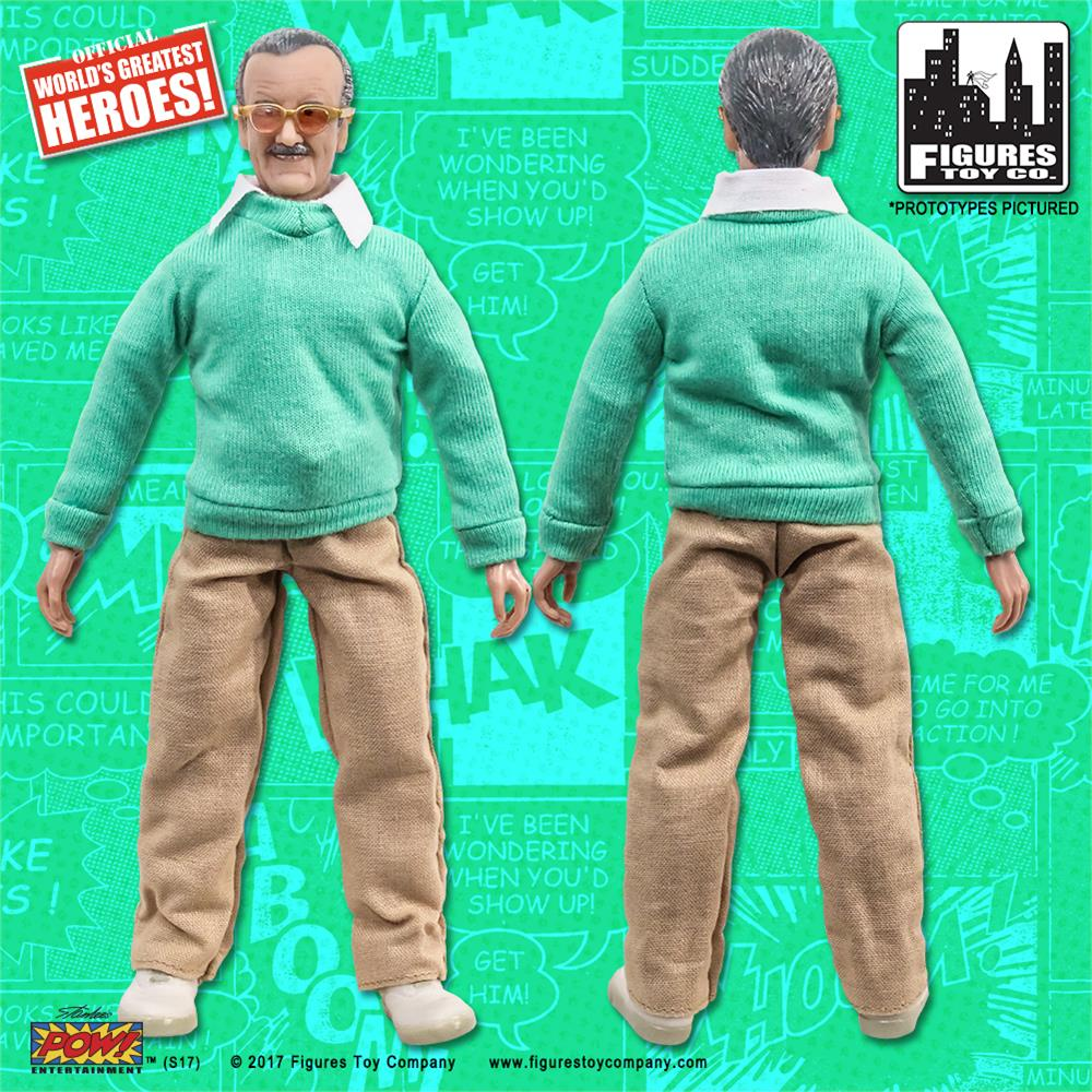 Stan Lee Retro Action Figure