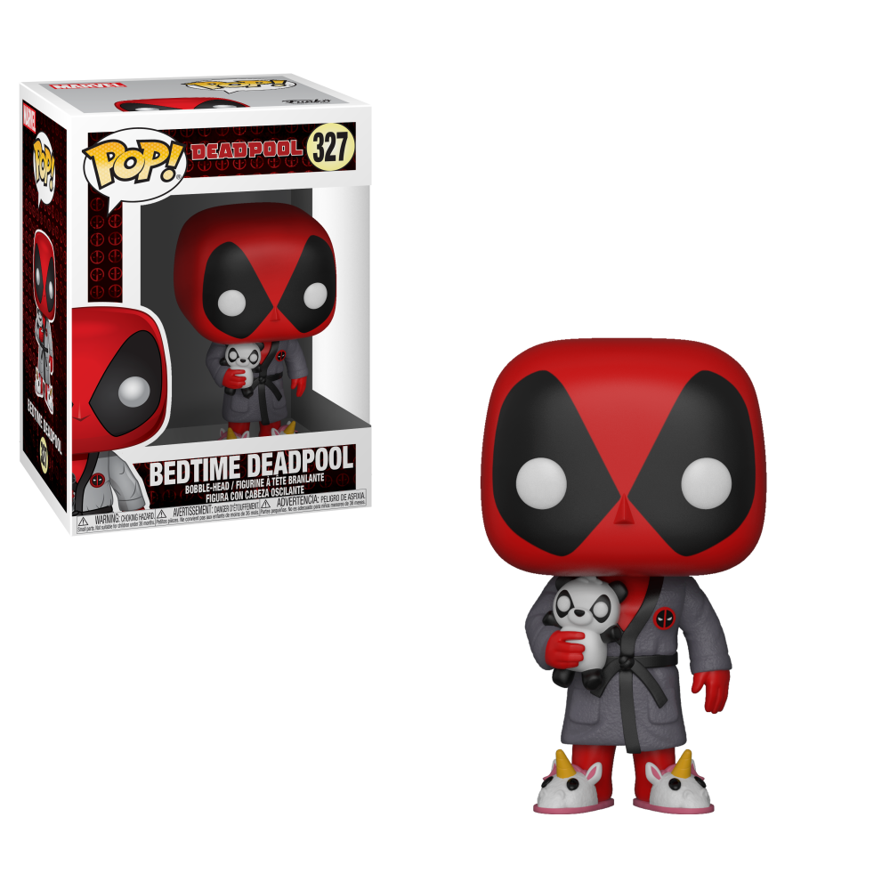 Funko Pop Bedtime Deadpool