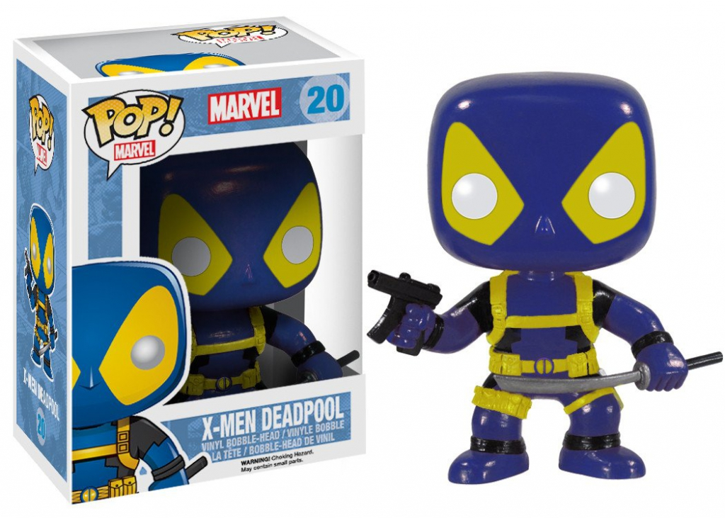 Funko Pop X-Men Deadpool