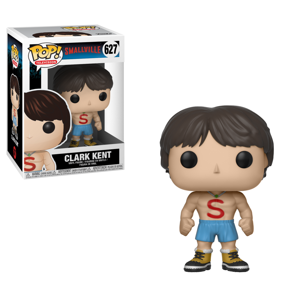 Funko Pop - Smallville - Clark Kent