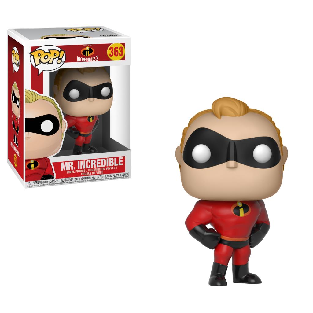 Funko Pop - The Incredibles 2 - Mr. Incredible