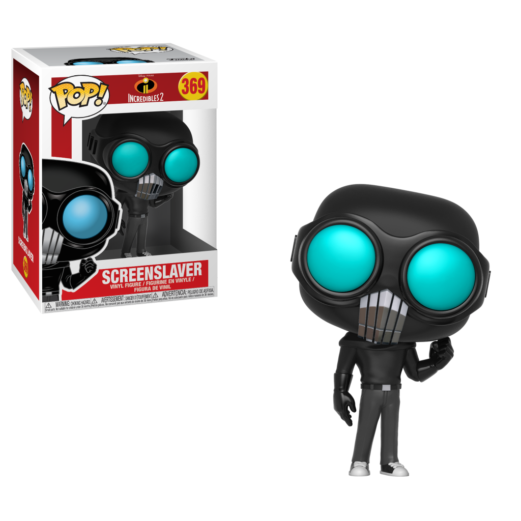 Funko Pop - The Incredibles 2 - Screenslaver