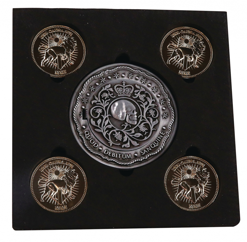 John Wick 2 Blood Oath Markers Replica