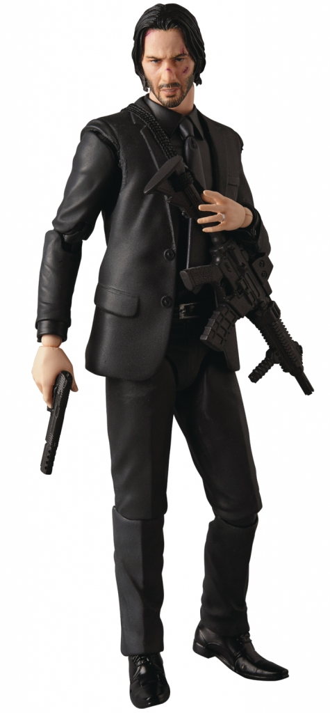 John Wick Action Figure