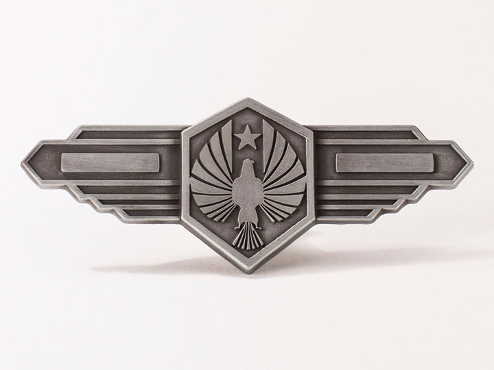 Pacific Rim: Pan Pacific Defense Corps Badge