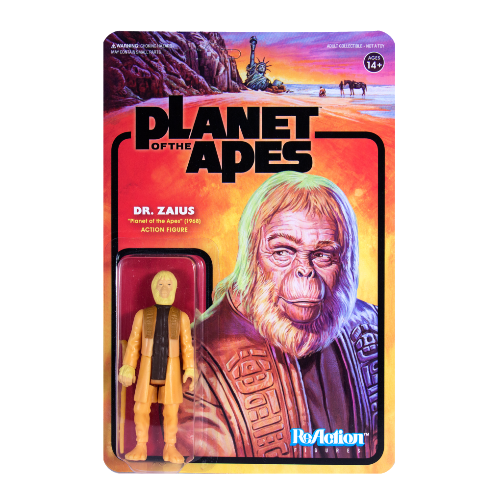 Re:Action Planet of the Apes - Dr. Zaius