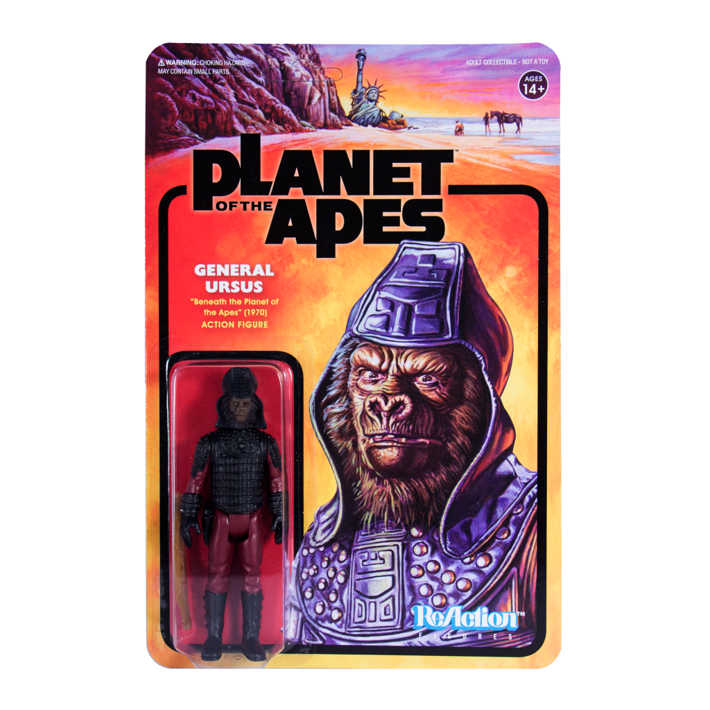 Re:Action Planet of the Apes - General Ursus