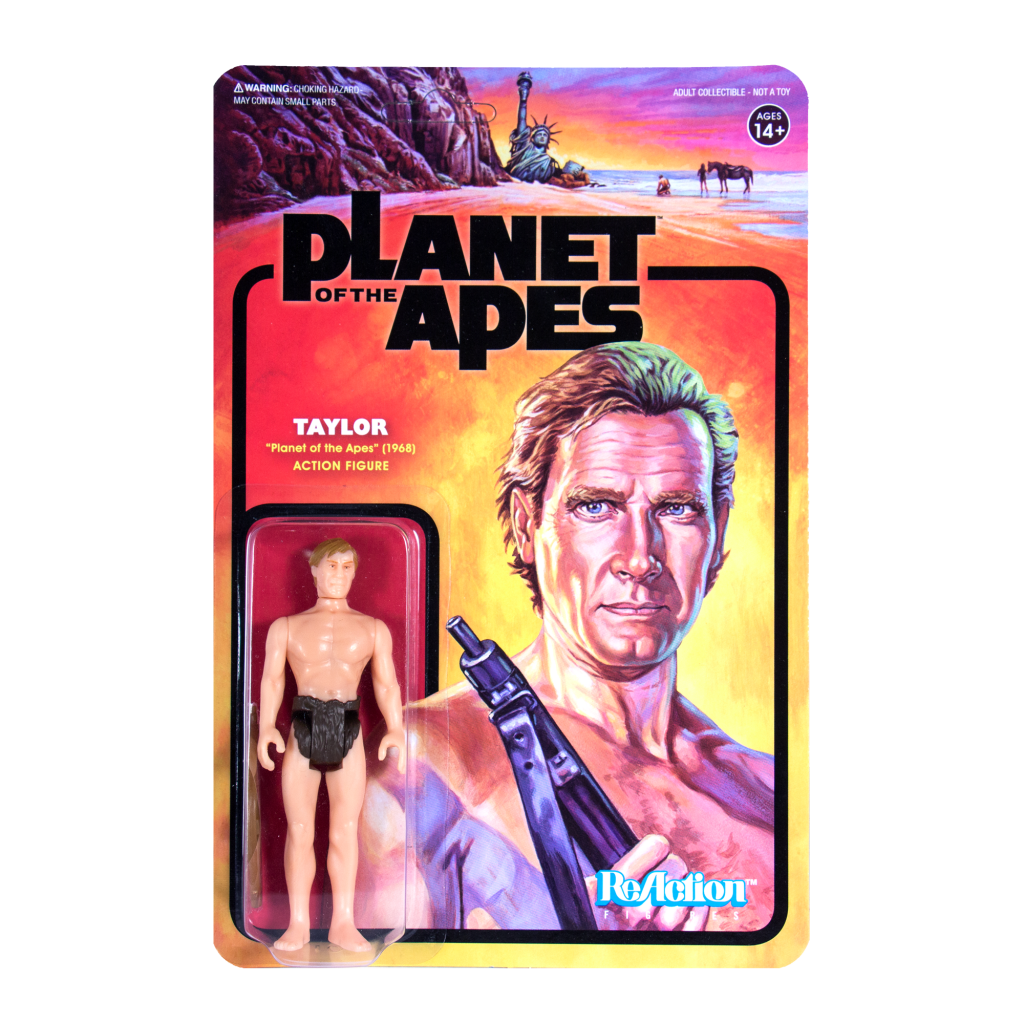 Re:Action Planet of the Apes - Taylor