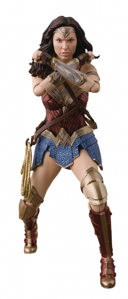 S.H. Figuarts - Justice League Movie Wonder Woman Action Figure