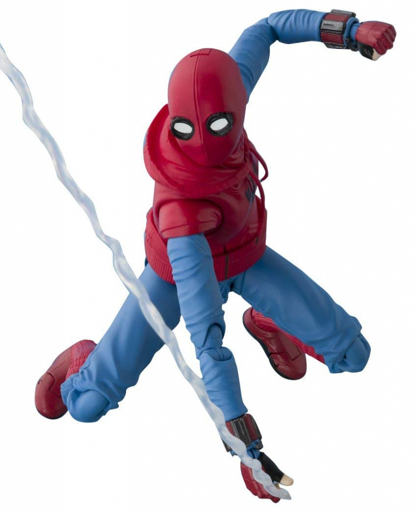 S.H. Figuarts Spider-Man Homemade Suit Action Figure