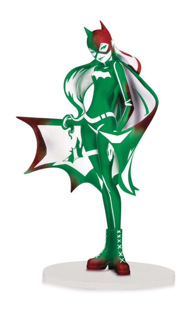 Sho Murase Batgirl Vinyl Figure - Holiday Variant