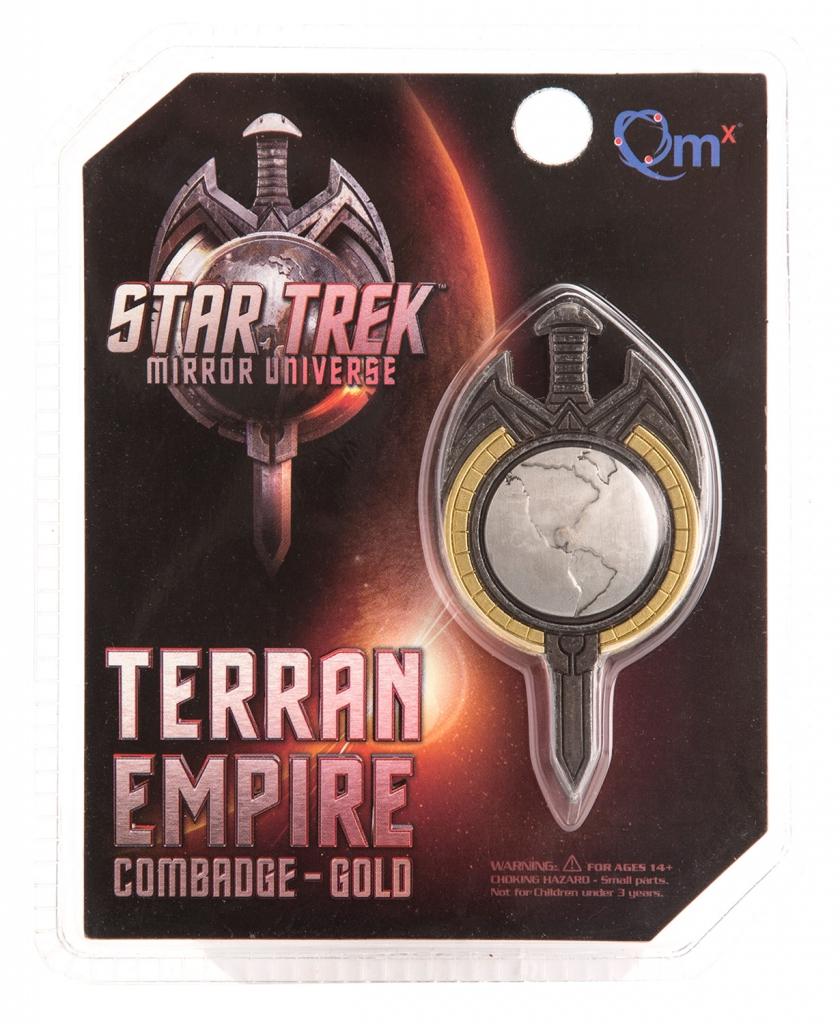 Star Trek: The Next Generation - Mirror Universe Magnetic Badge