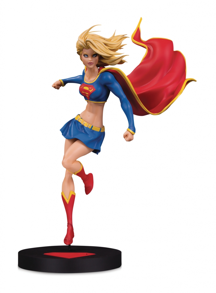 Supergirl by Michael Turner Statue