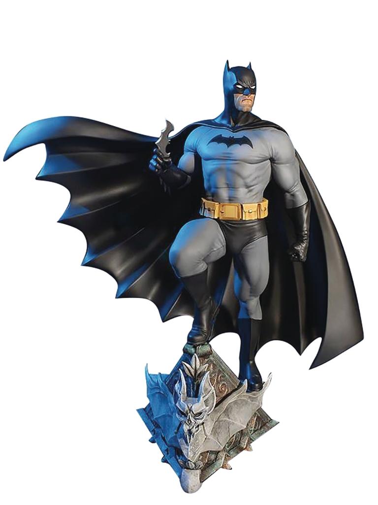 Superpowers: Batman Variant Maquette