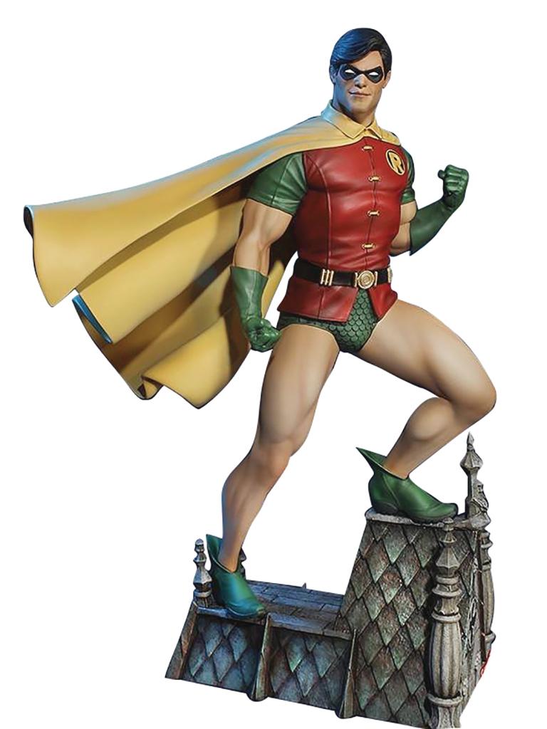 Super Powers: Robin Maquette