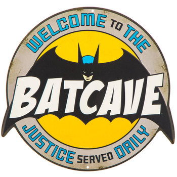 Welcome to the Batcave Sign