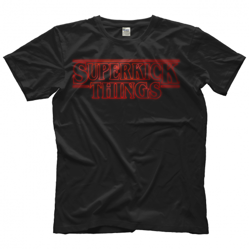Young Bucks - Superkick Things T-Shirt