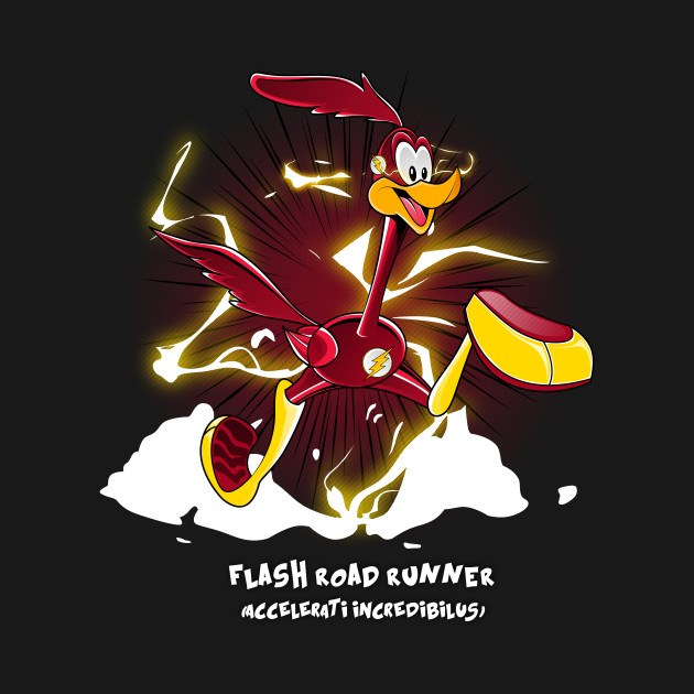 Flash Road Runner T-Shirt