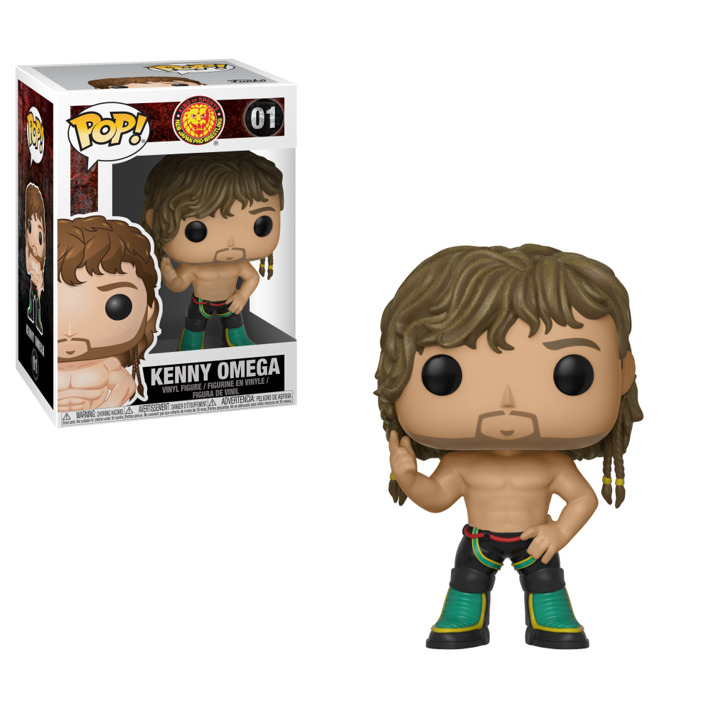 Funko Pop! Bullet Club - Kenny Omega