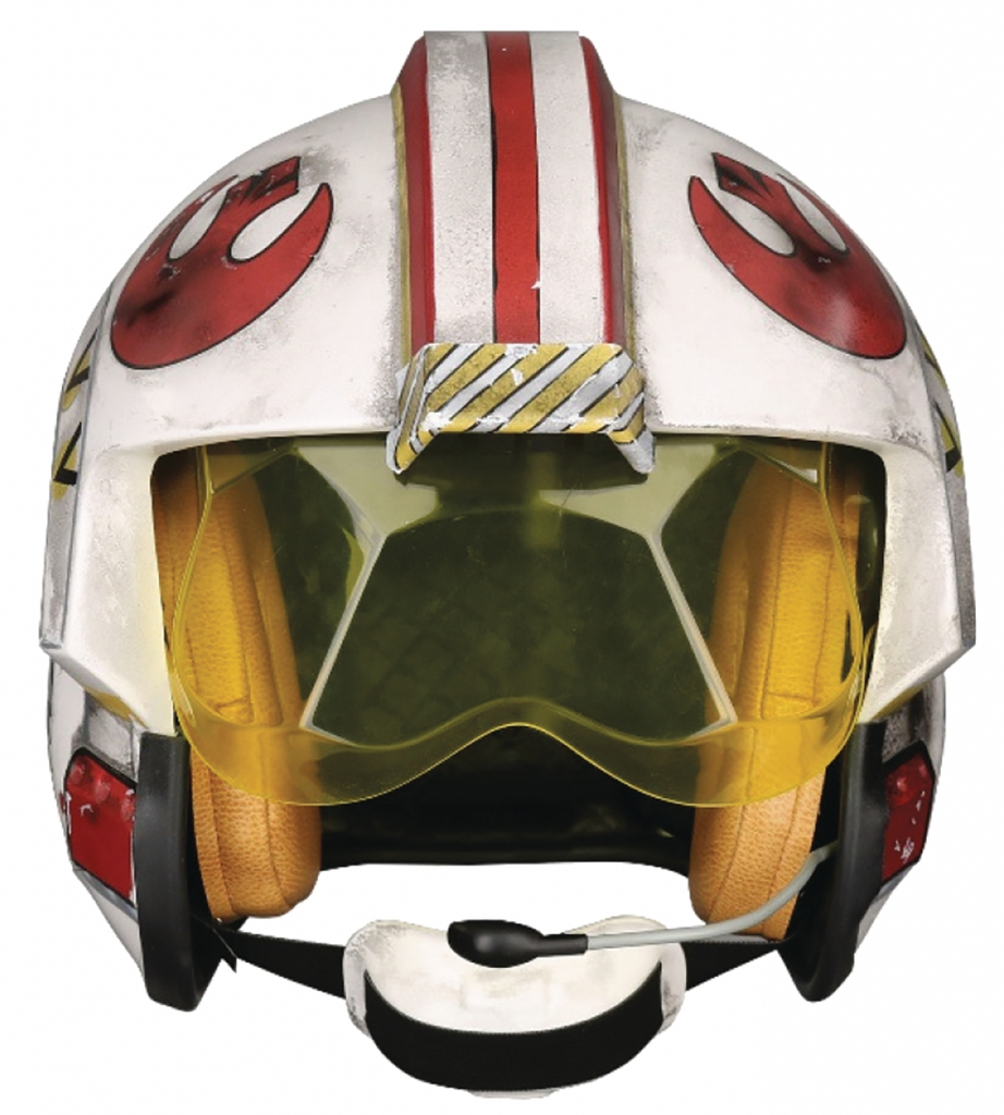 Luke Skywalker Rebel Pilot Helmet Replica