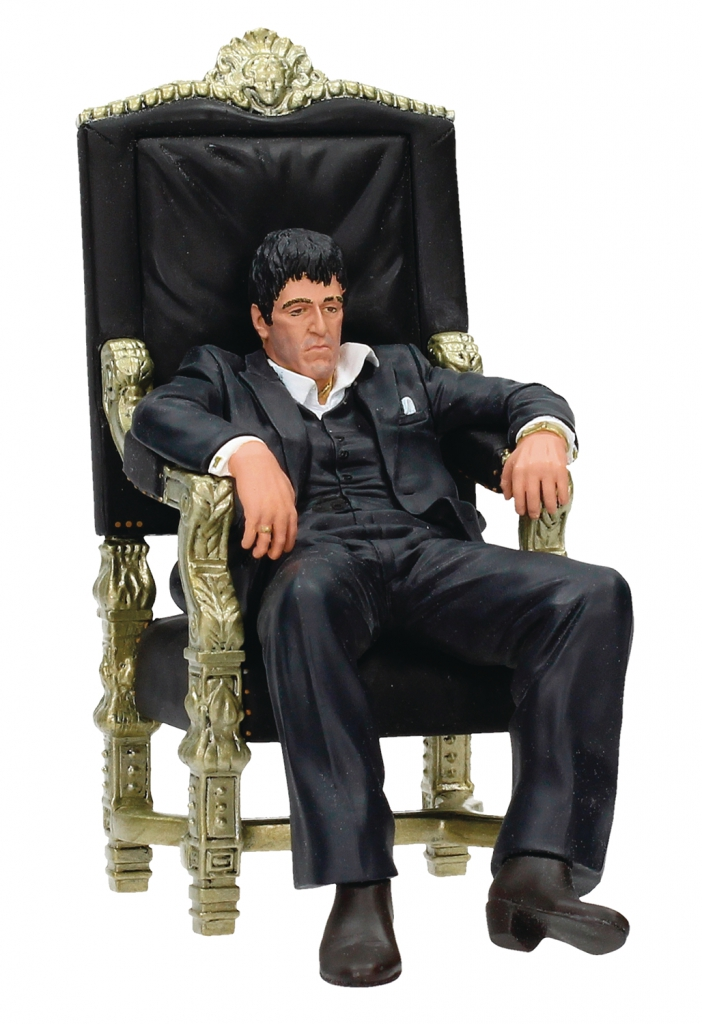 Scarface Tony Montana PVC Figure