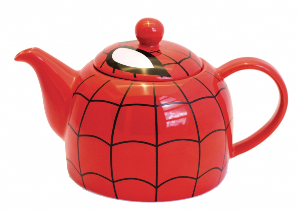Spider-Man Teapot