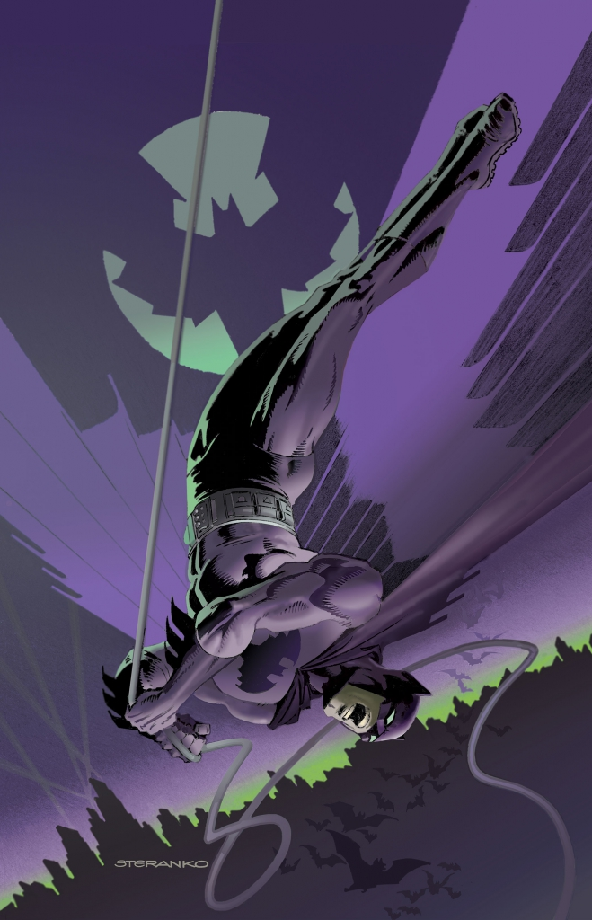 Detective Comics 1000 - Jim Sternako 1960s Variant Cover