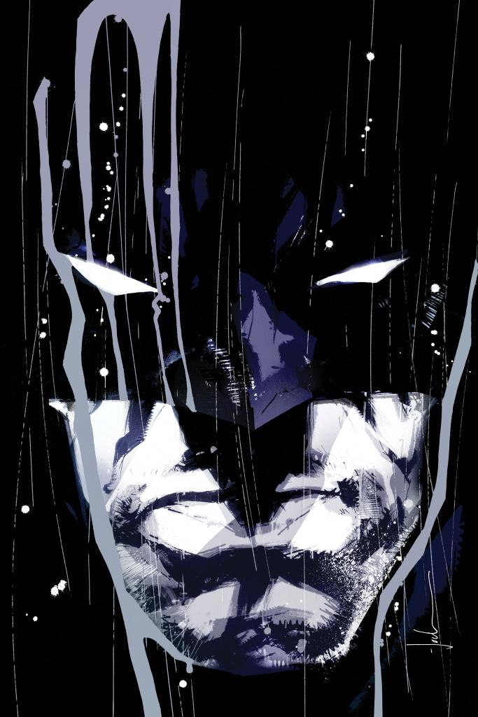 Detective Comics 1000 - Jock 2000s Variant Cover