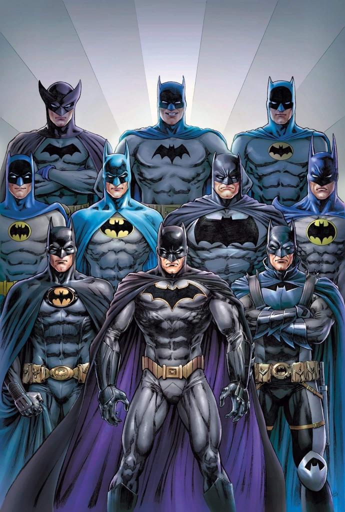 Detective Comics 1000 - King Comics Nicola Scott Variant Cover