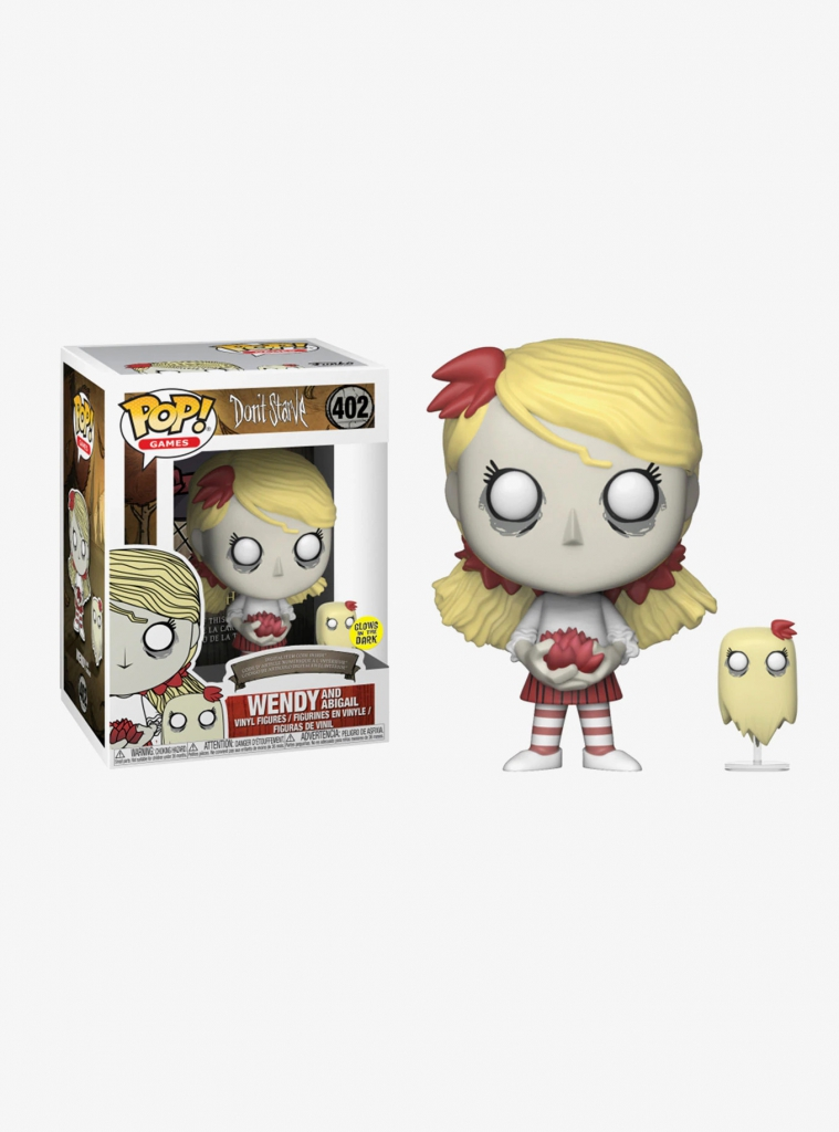 Funko Pop! Don't Starve - Wendy and Abigail