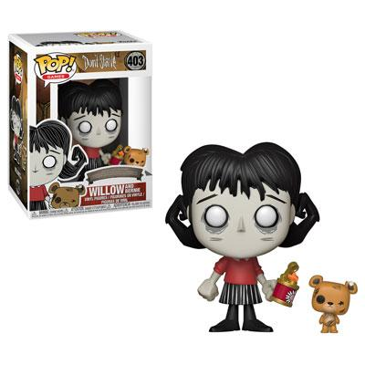 Funko Pop! Don't Starve - Willow and Bernie