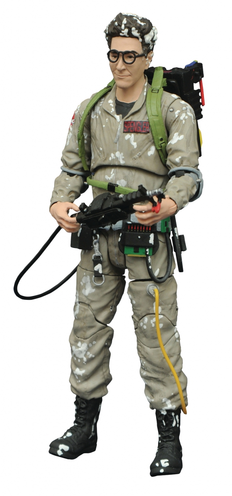 Ghostbusters Marshmallow Egon Spengler Action Figure