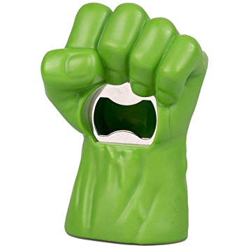The Hulk Fist Bottle Opener