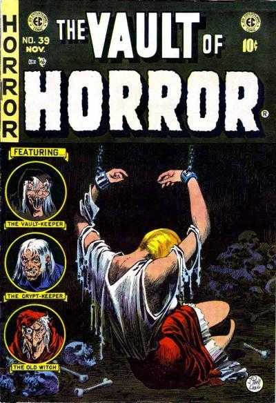 Vault of Horror, Vol. 1 No. 39
