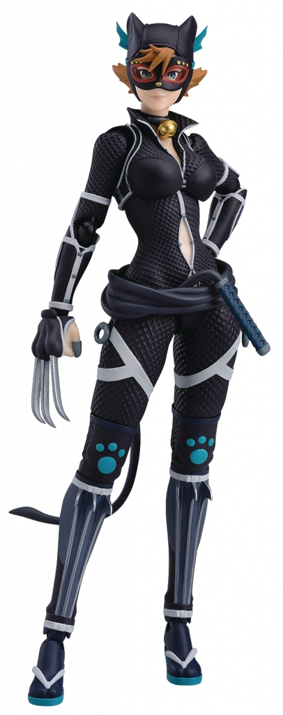 Batman Ninja: Catwoman Figma Action Figure