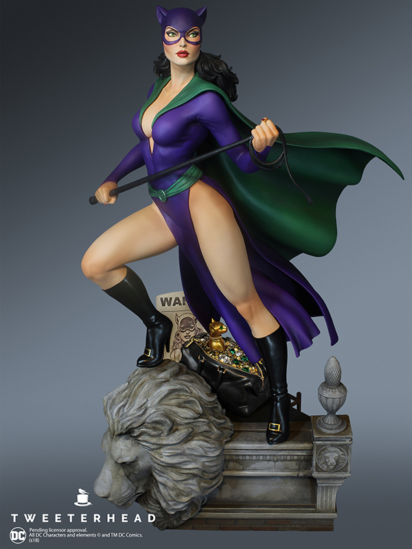 Catwoman 1/6 Scale Maquette