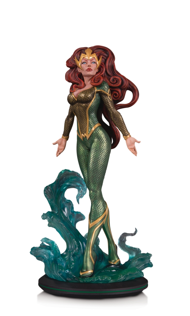 DC Cover Girls Statue - Mera