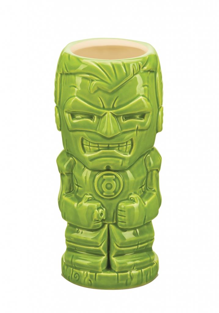 DC Heroes Geeki Tiki Glasses - Green Lantern
