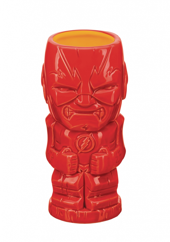 DC Heroes Geeki Tiki Glasses - The Flash