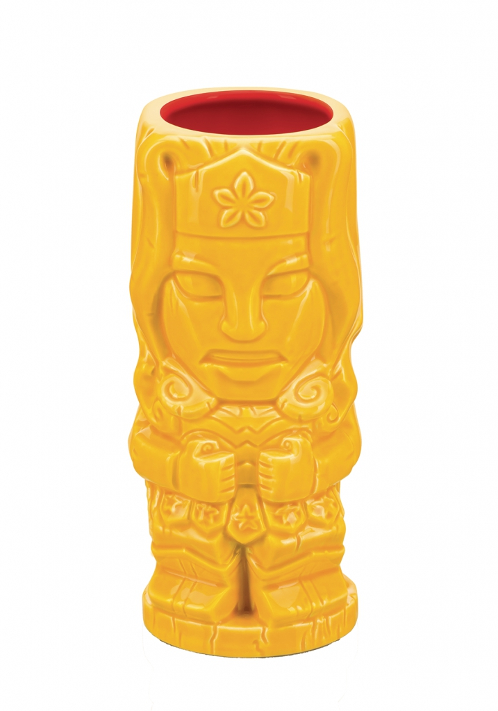 DC Heroes Geeki Tiki Glasses - Wonder Woman