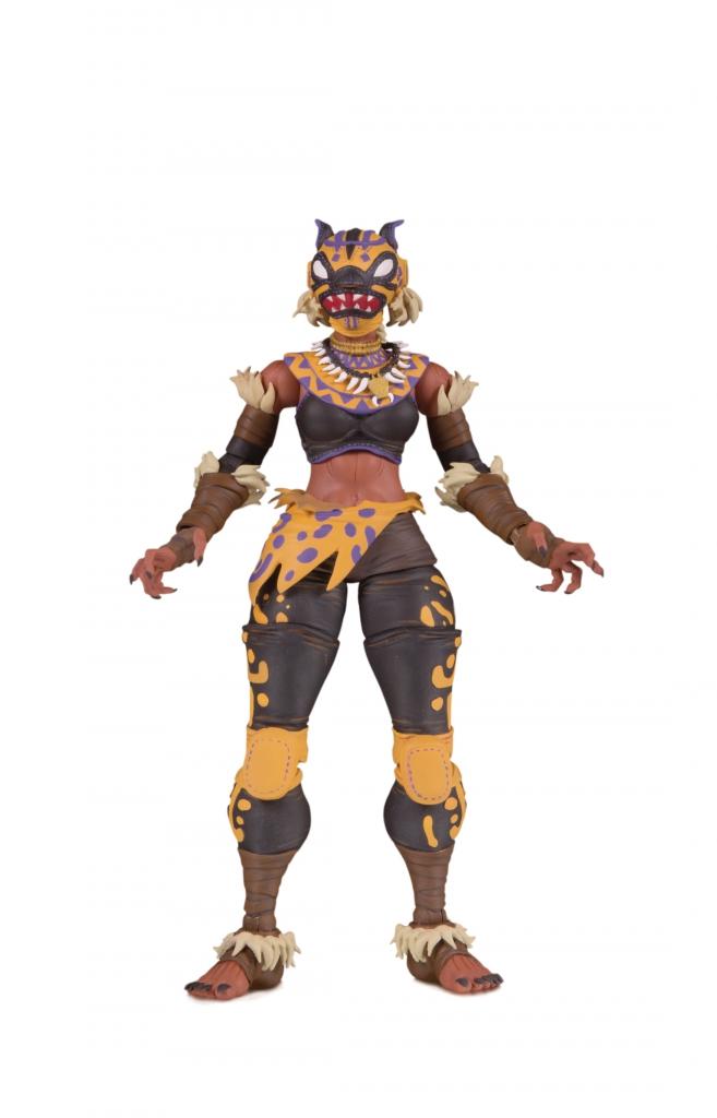DC Lucha Explosiva - The Cheetah