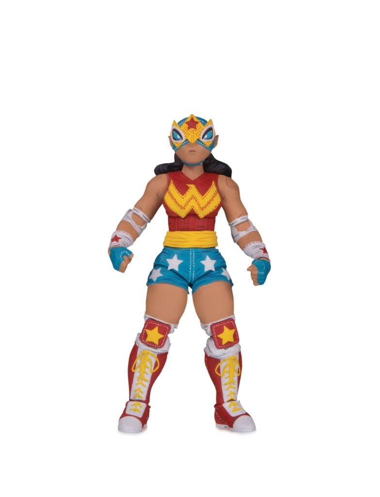 DC Lucha Explosiva - Wonder Woman