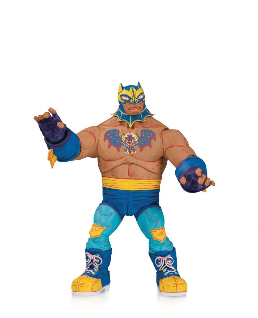 DC Lucha Explosiva - Batman