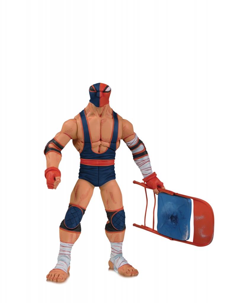 DC Lucha Explosiva - Deathstroke