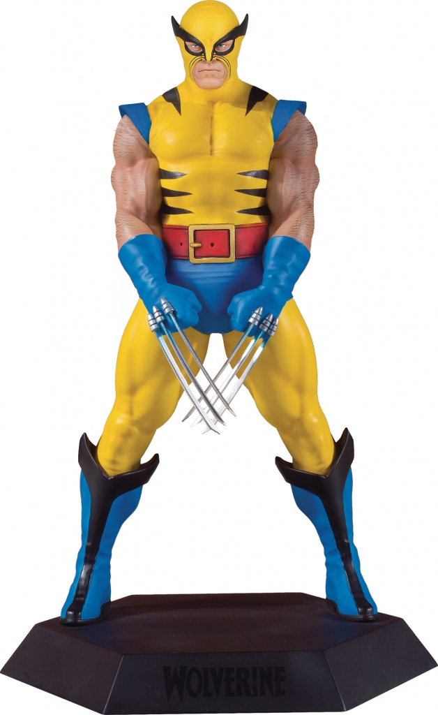 Marvel Wolverine 1974 Collectors Gallery Statue