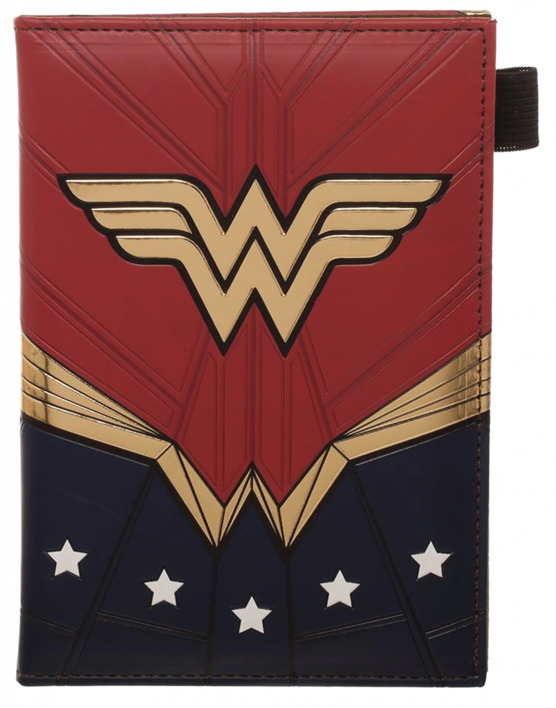 Wonder Woman Passport Wallet