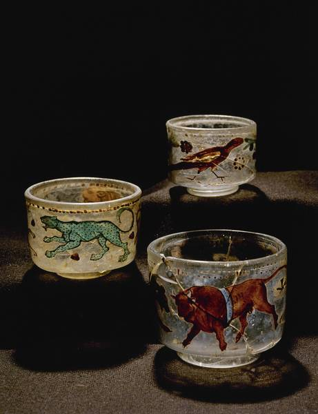 Roman Circus Cups